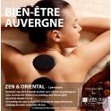 """BOX BIEN ÊTRE AUVERGNE """"Zen & Oriental"""" (2h/2h15)"""