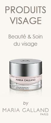 Produits pour le visage Maria Galland