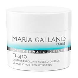 MARIA GALLAND-DISQUES EXFOLIANTS ACIDE GLYCOLIQUE D-410