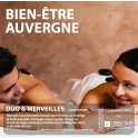 """BOX BIEN ÊTRE AUVERGNE """"Duo & Merveilles"""" (2 pers./1h15)"""